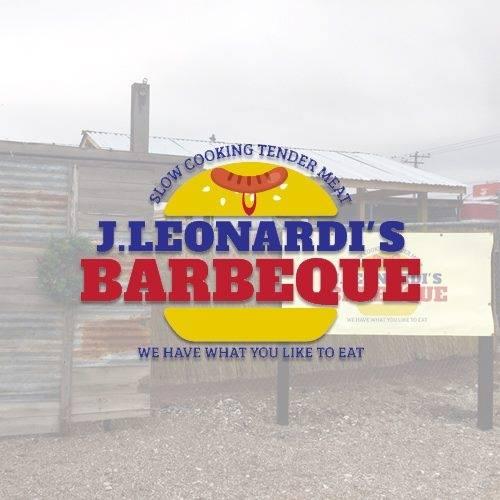J. Leonardi's Barbeque logo