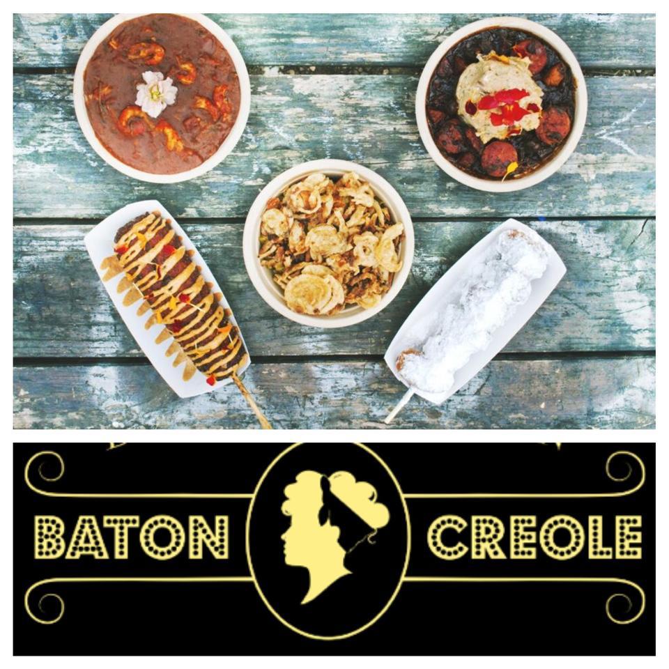 Baton Creole logo