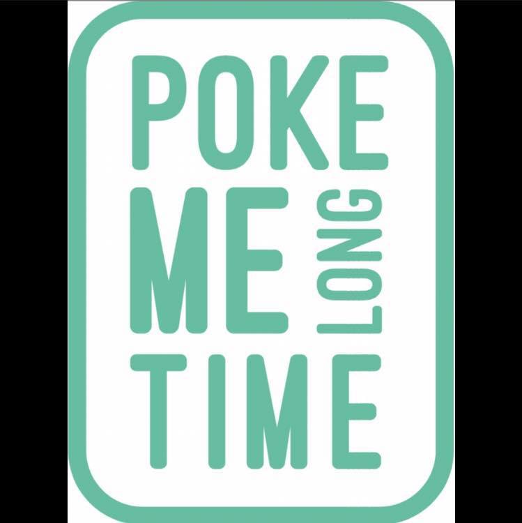 Poke Me Long Time logo
