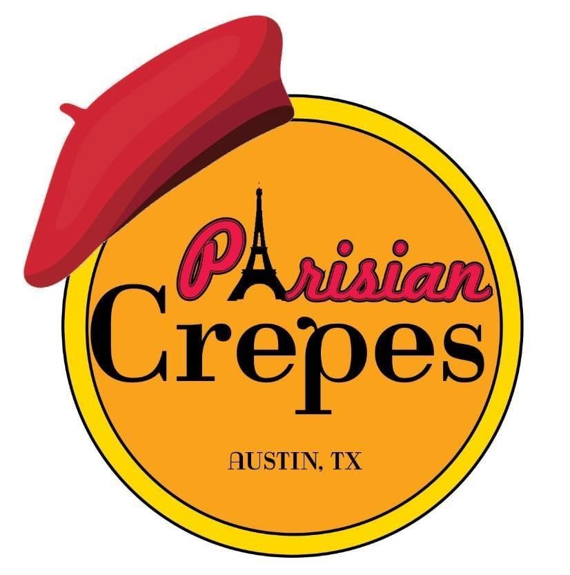 Parisian Crepes logo