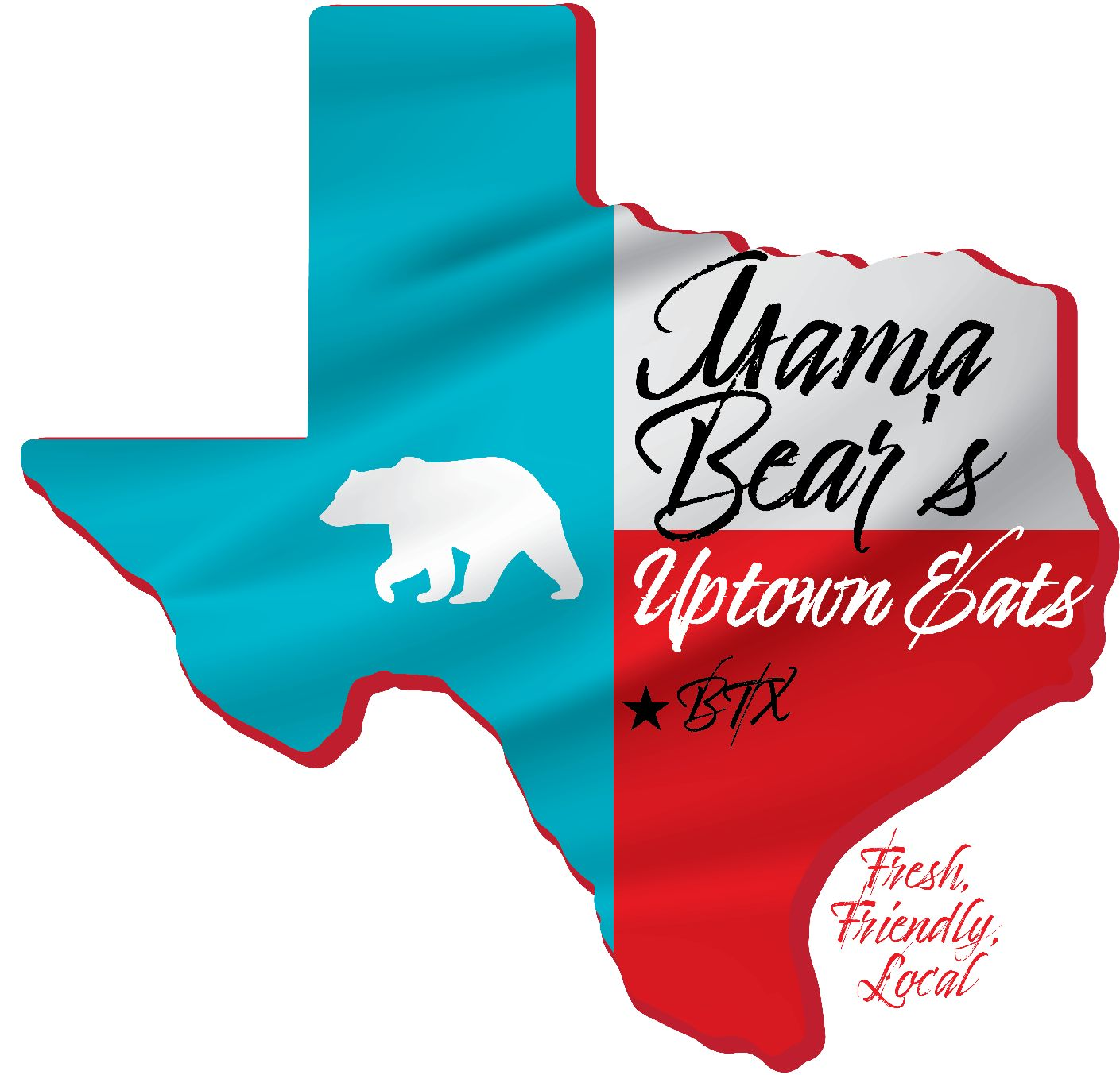 Mama Bear's Uptown Eats logo