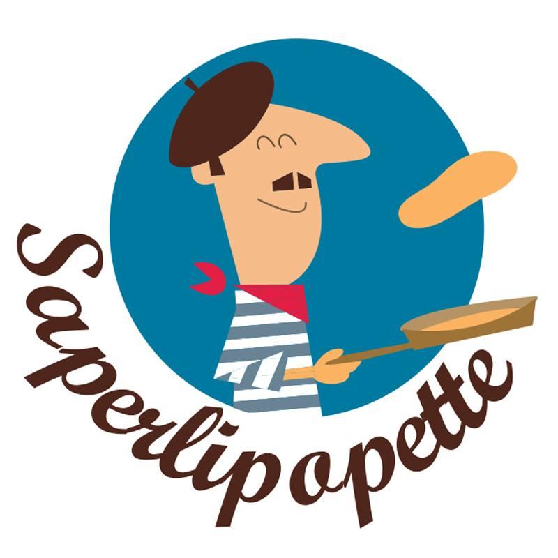 Saperlipopette logo