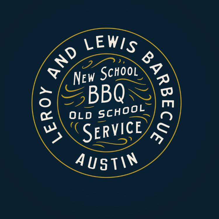 LeRoy and Lewis Barbecue logo