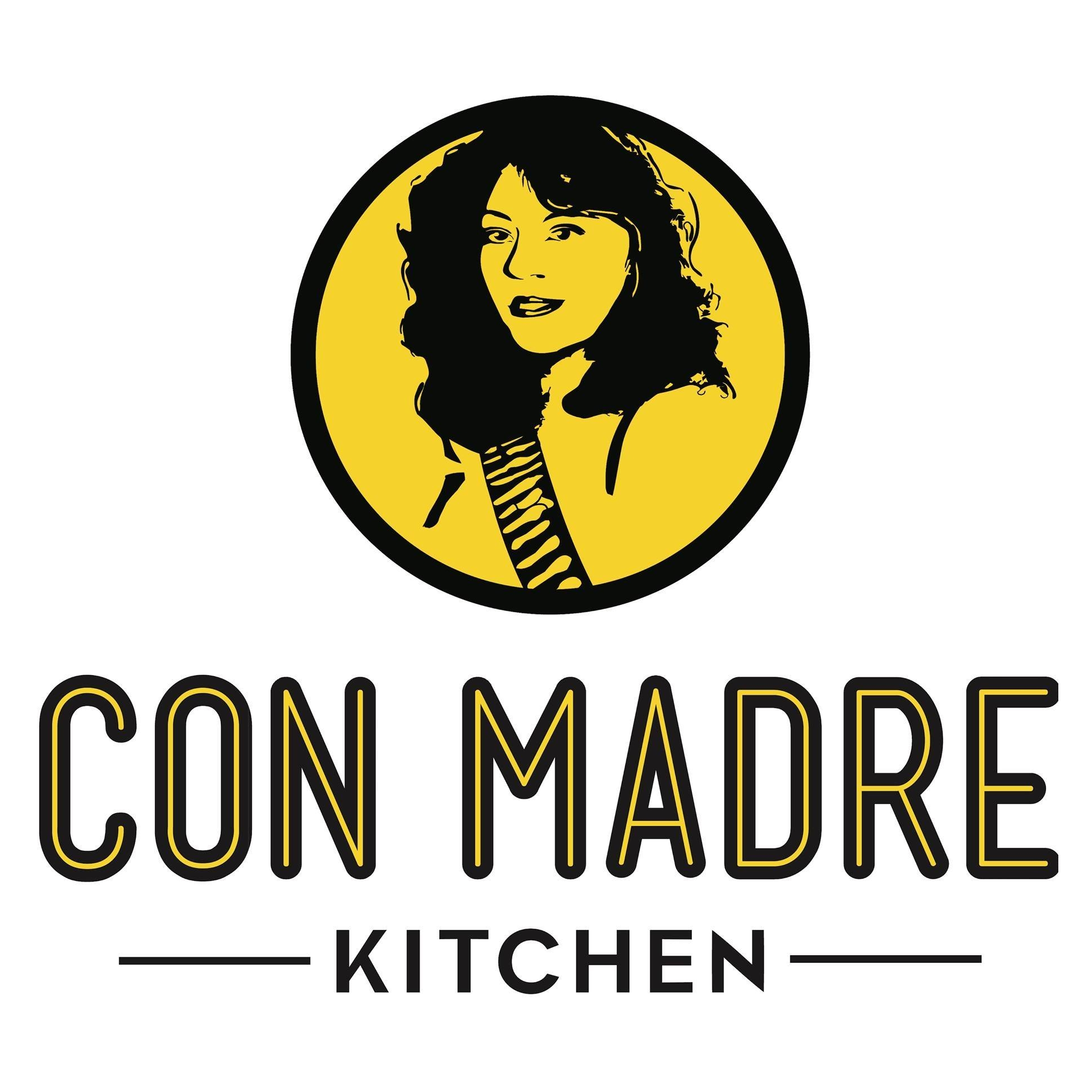 Con Madre Kitchen logo