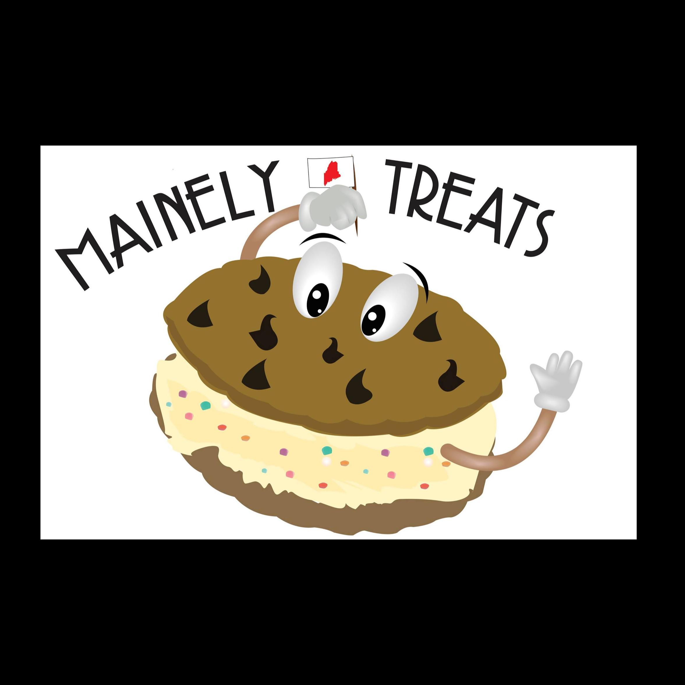 Mainely Treats logo