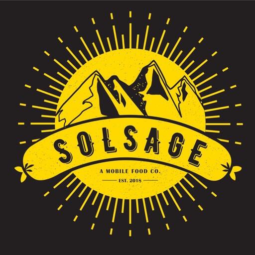 Solsage Food Truck logo