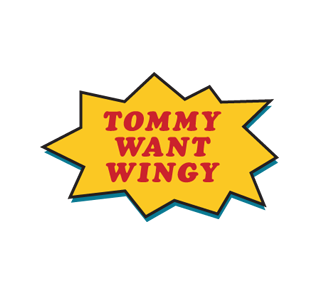 Tommy Want Wingy logo