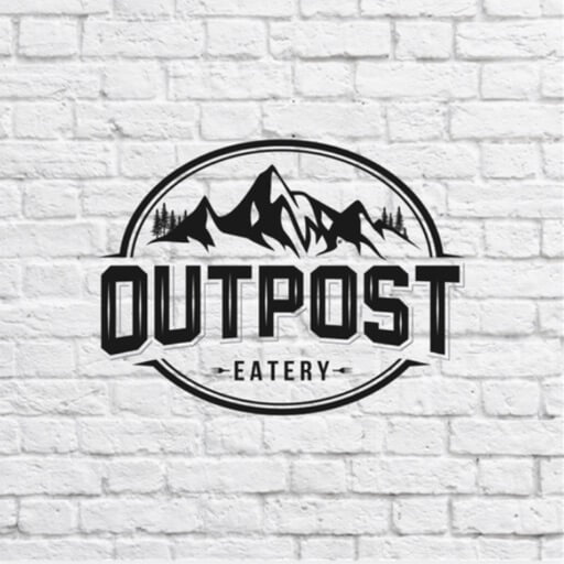 Outpost Eatery logo