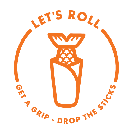 Let's Roll PDX logo