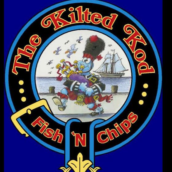 The Kilted Kod logo