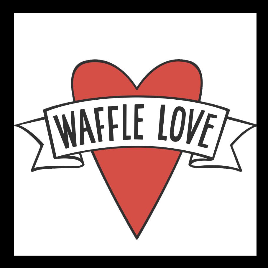 Waffle Love ATX logo