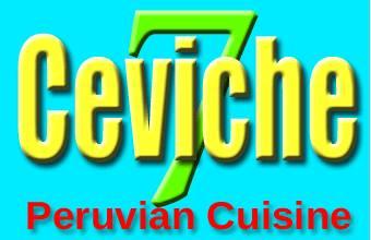 Ceviche7 logo