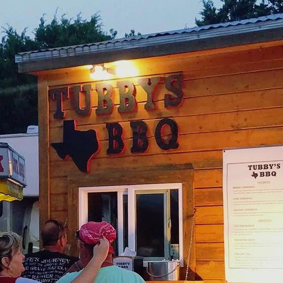 Tubby's BBQ logo
