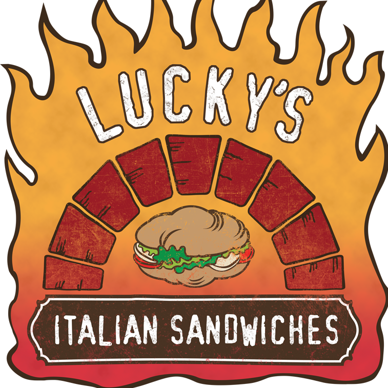 Lucky's Italian logo