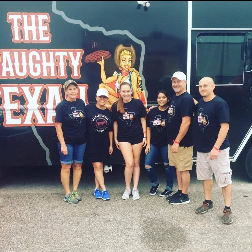 The Naughty Texan logo