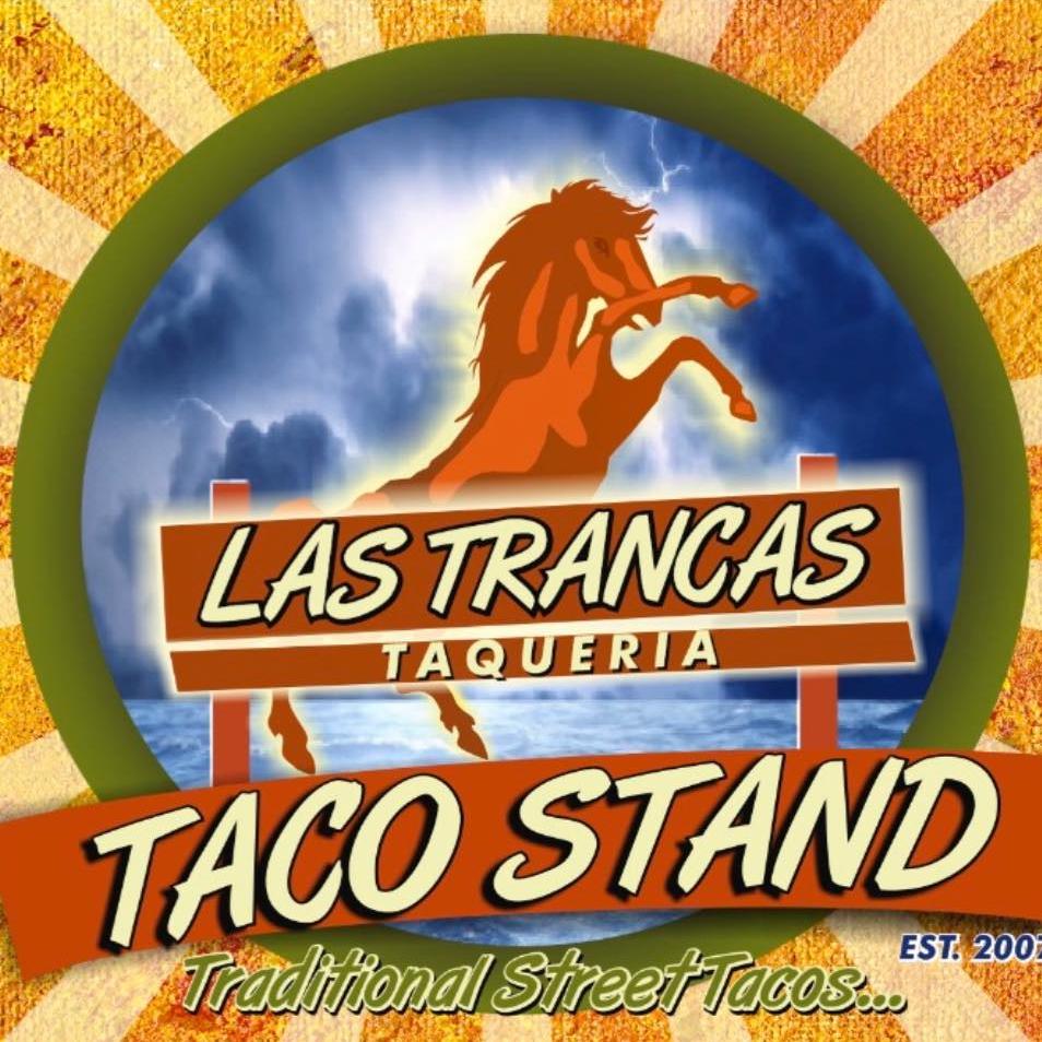 Las Trancas Taco Stand logo