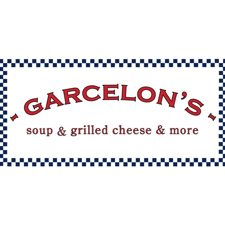 Garcelon's soup & grilled cheese & more logo