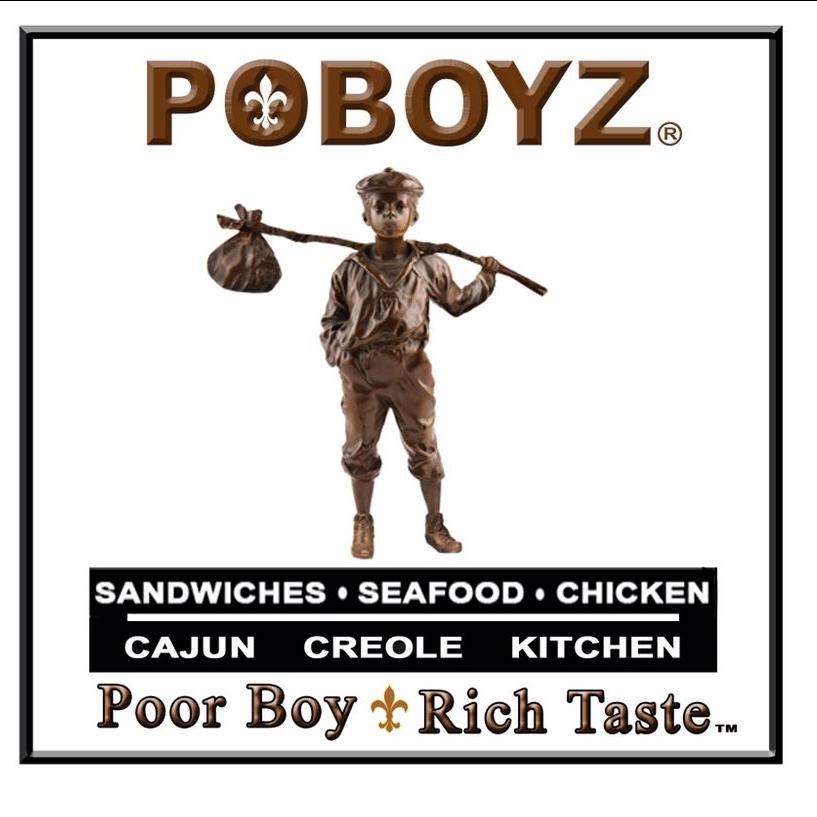 Po Boyz logo