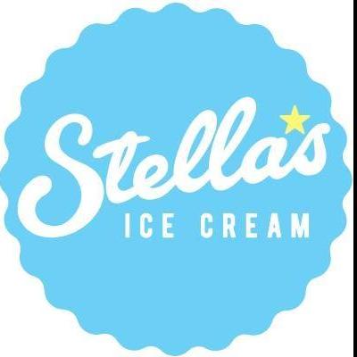 Stella's Ice Cream logo