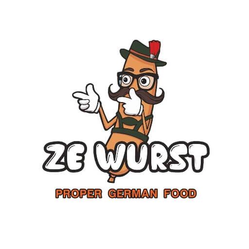 ze Wurst logo