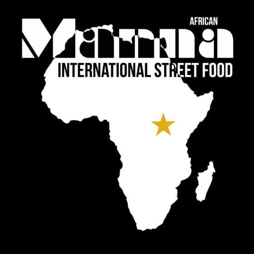 Manna International Street Food logo
