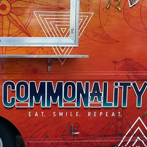 Commonality Food Truck logo