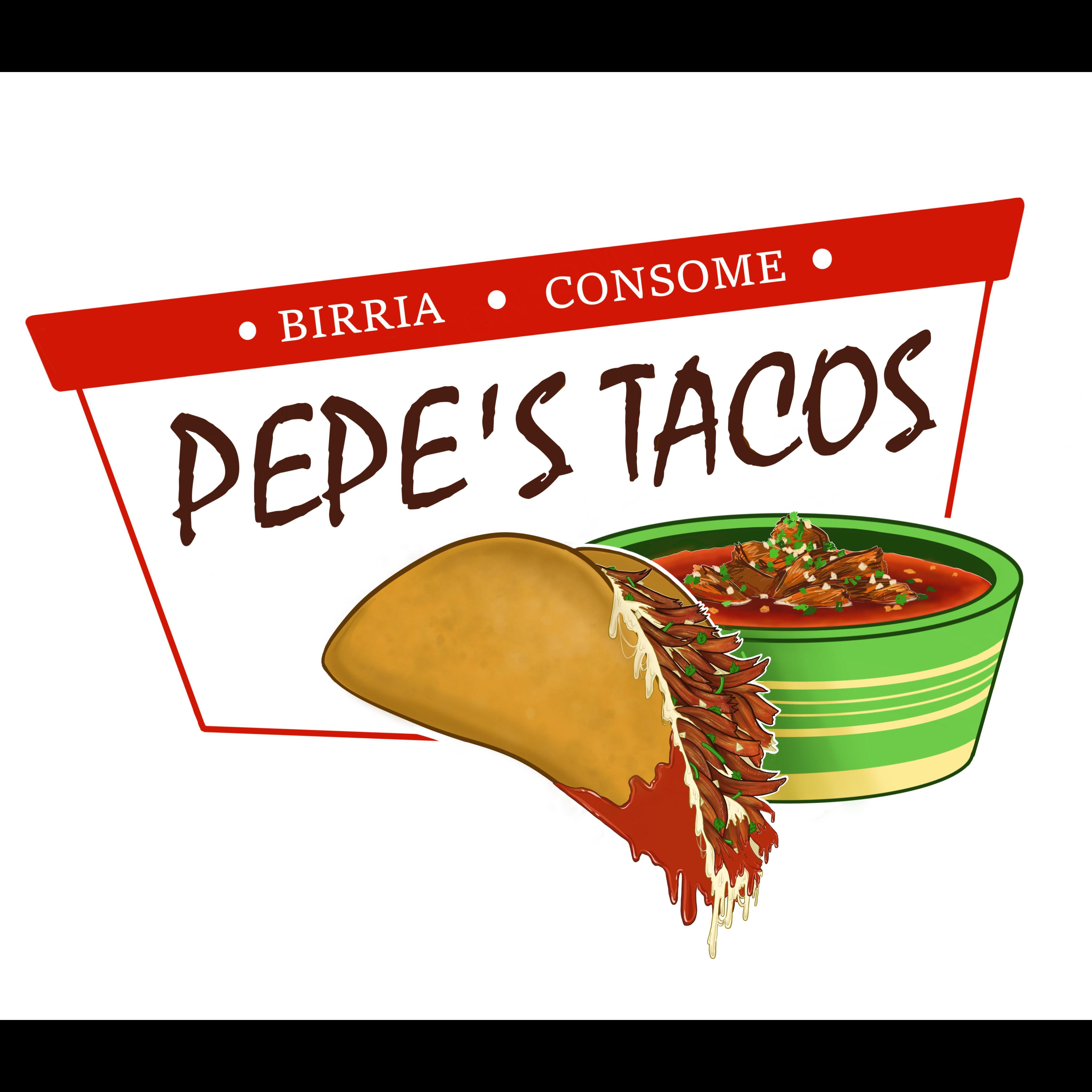 Pepe's Tacos logo