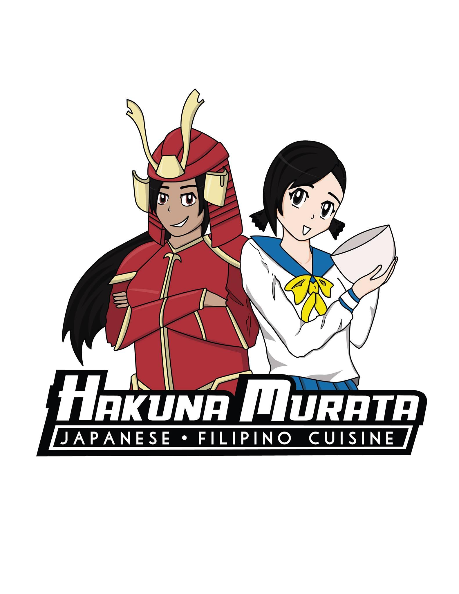 Hakuna Murata logo