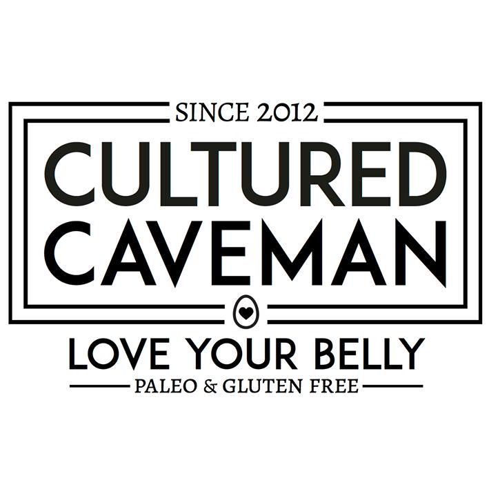 The Cultured Caveman logo