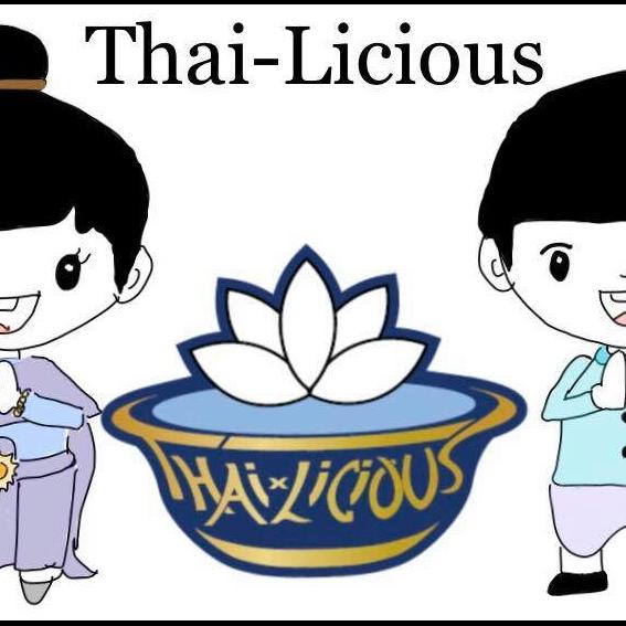 Thai-Licious logo