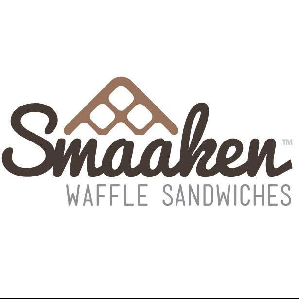 Smaaken Waffle Sandwiches logo