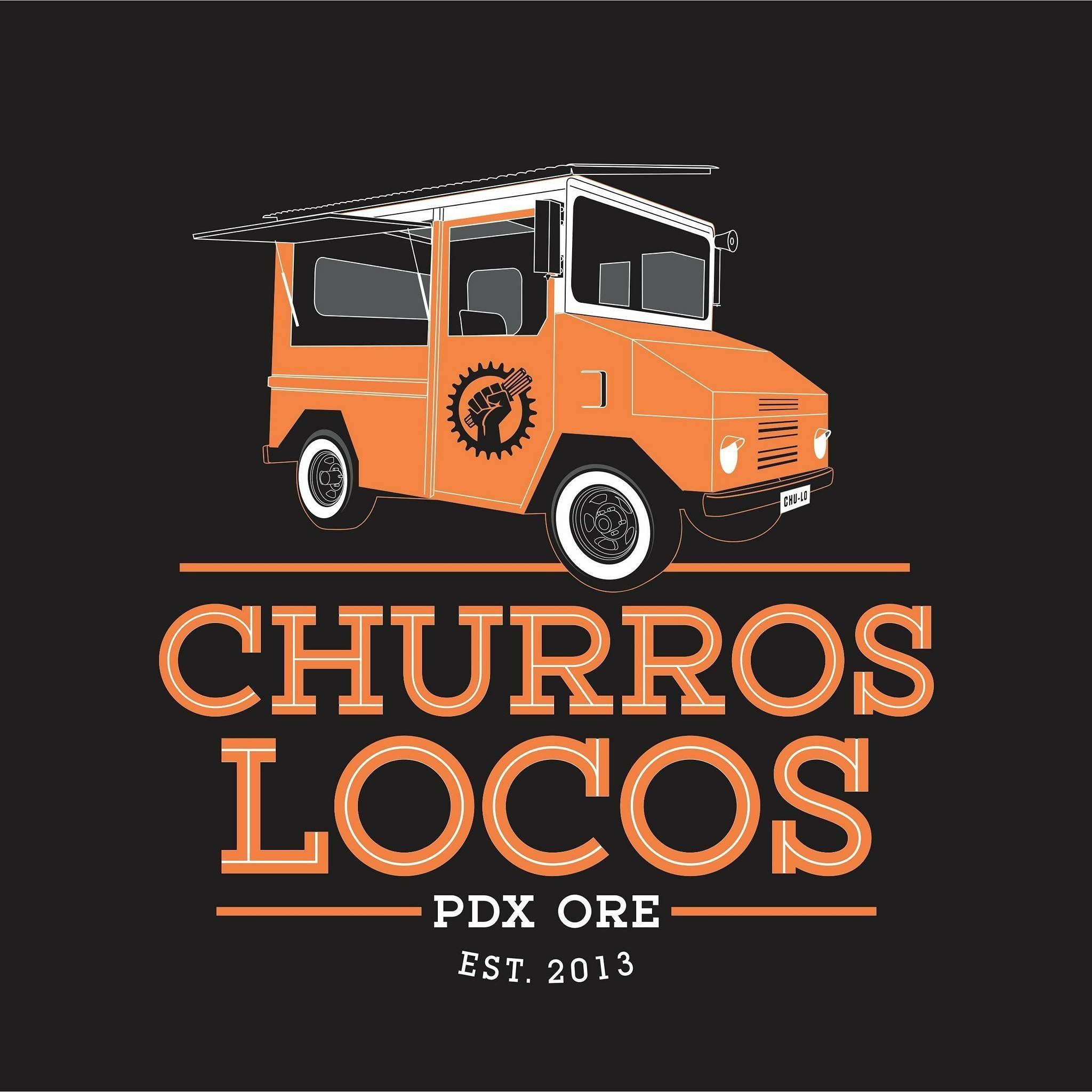 Churros Locos logo