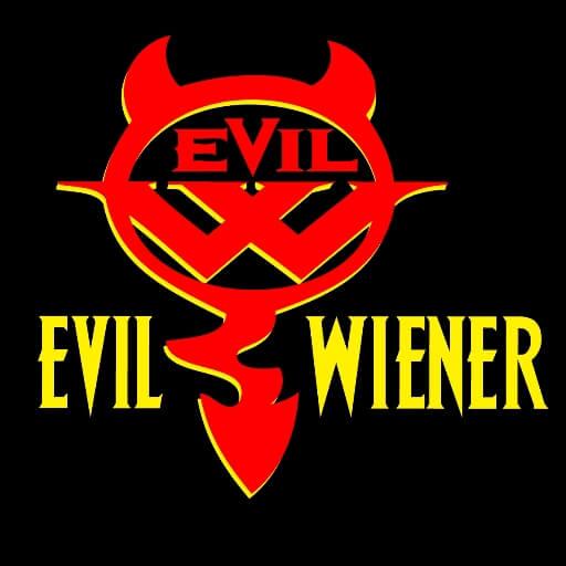 The Evil Wiener logo