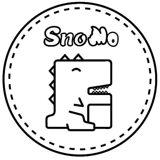 SnoMo logo