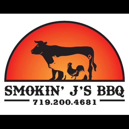 Smokin' J's BBQ logo
