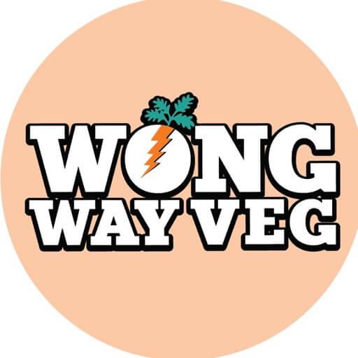 WongWayVeg logo