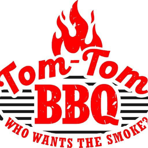 Tom-Tom BBQ logo