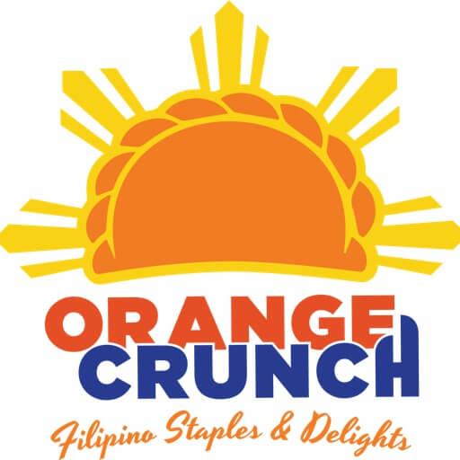 The Orange Crunch logo